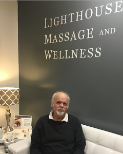 Charles Hayes LMT Lighthouse Massage and Wellness